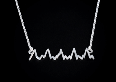 Original Heartbeat Necklace